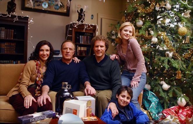 the emancipation of flukey elf christmas movie