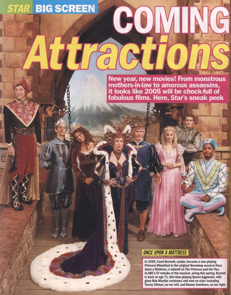 once upon a mattress broadway poster. Once Upon A Mattress Broadway Poster E